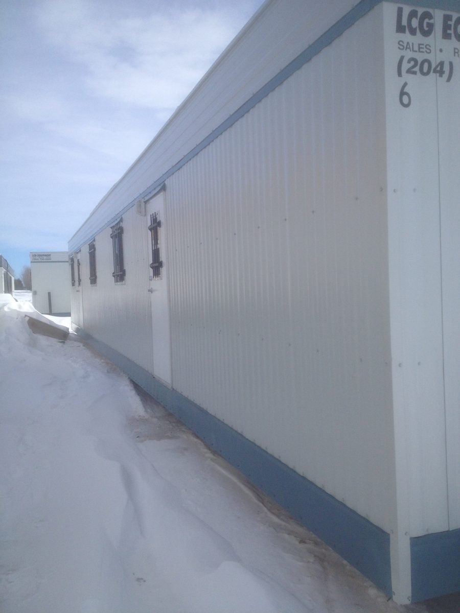 office trailer winnipeg manitoba