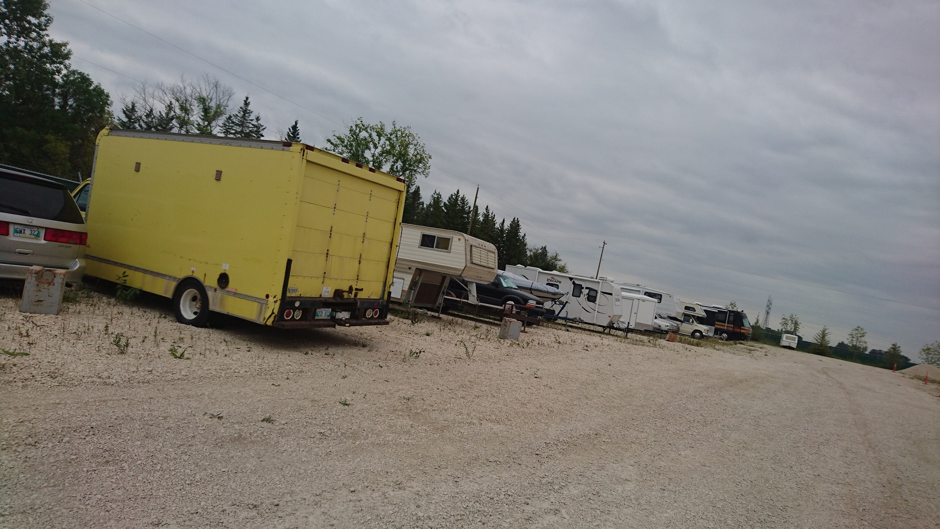 residential storage compound winnipeg