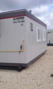 Office Trailer rentals