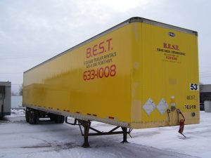 storage trailer rentals winnipeg