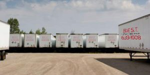 storage trailers winnipeg